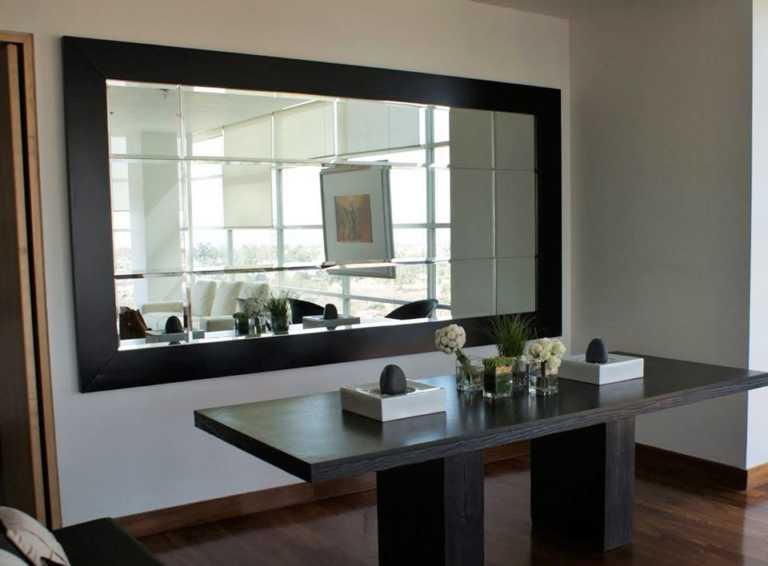 espejos bisel y marco