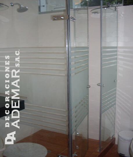 puertas para duchas