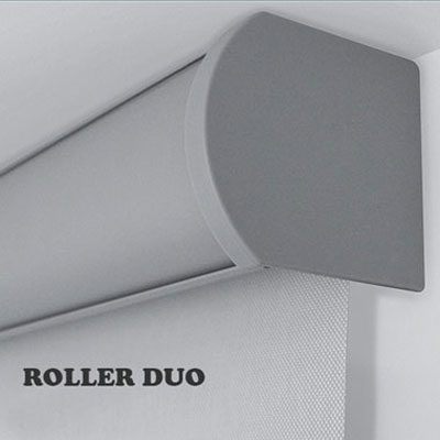 cortinas roller duo