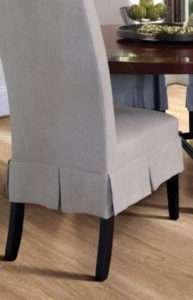 forro de sillas