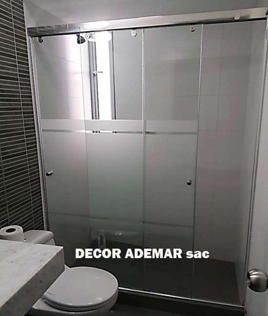 corrediza para ducha