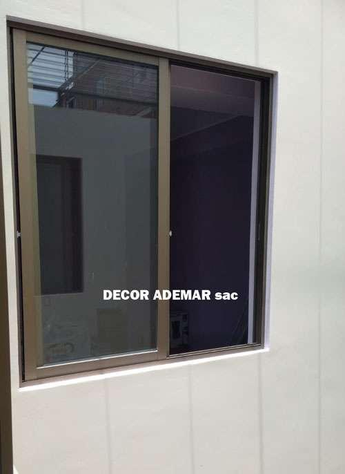 ventanas con aluminio